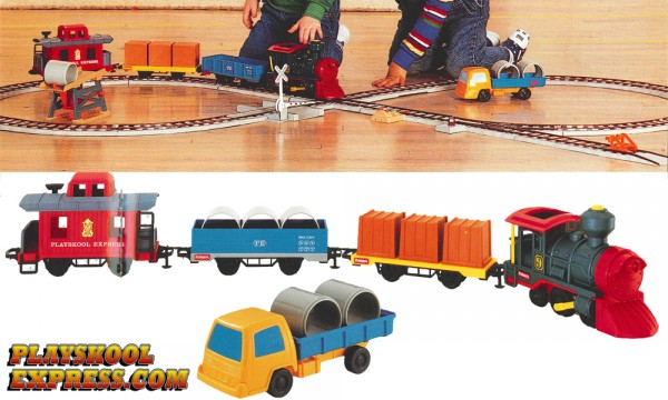 1989 Playskool Express catalog images