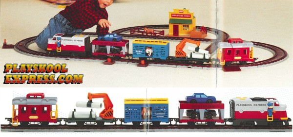 1989 Super Express catalog images